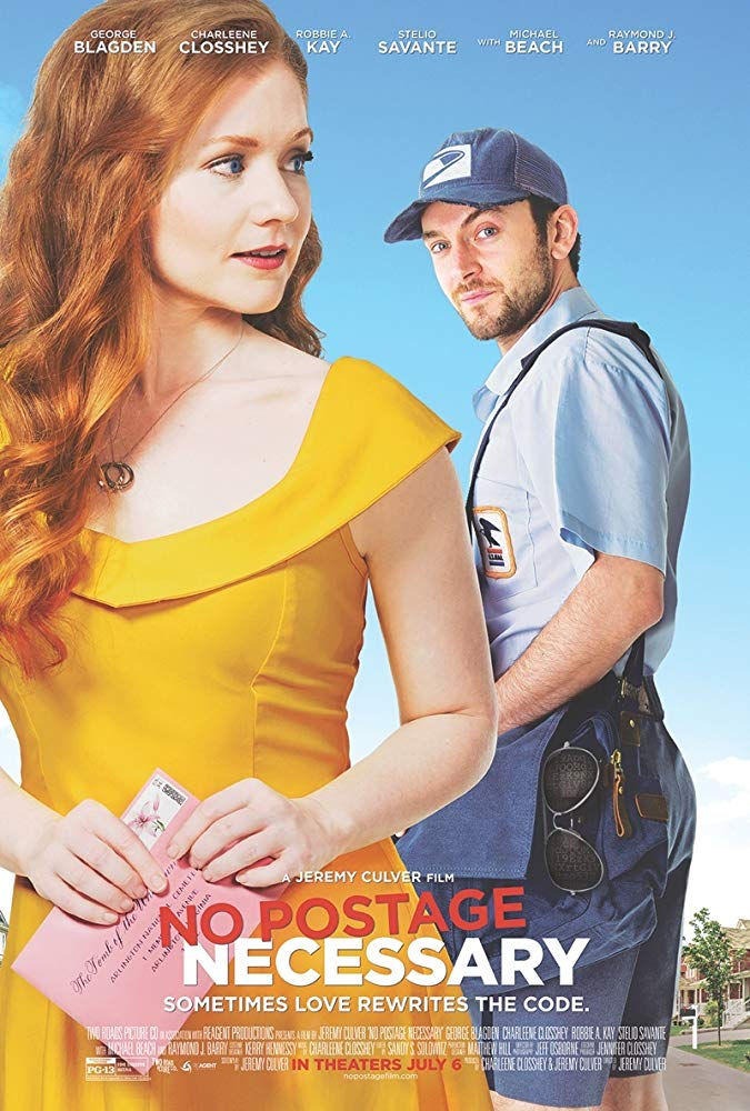 No Postage Necessary 2018 V2 HDRip XviD AC3-EVO