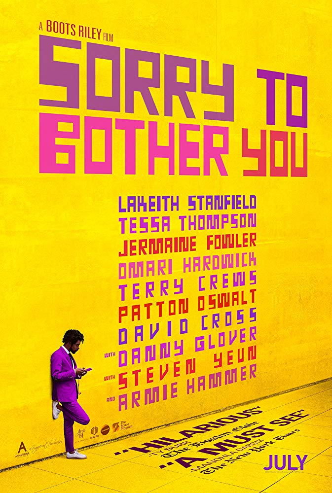 Sorry to Bother You 2018 1080p BluRay x264 DTS MW