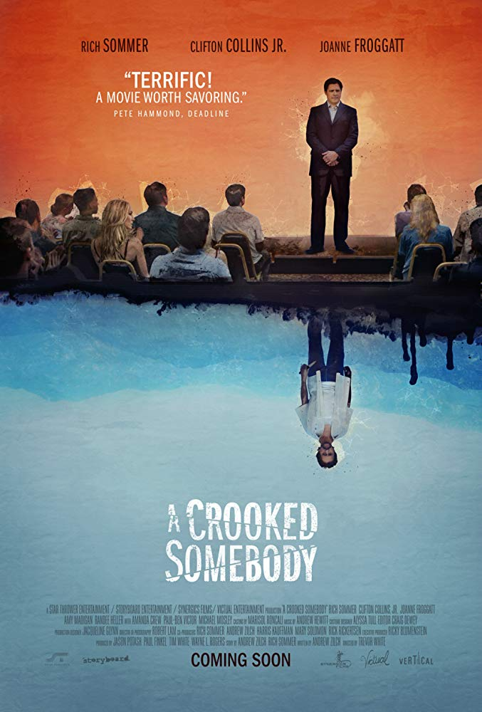A Crooked Somebody 2018 HDRip AC3 X264-CMRG