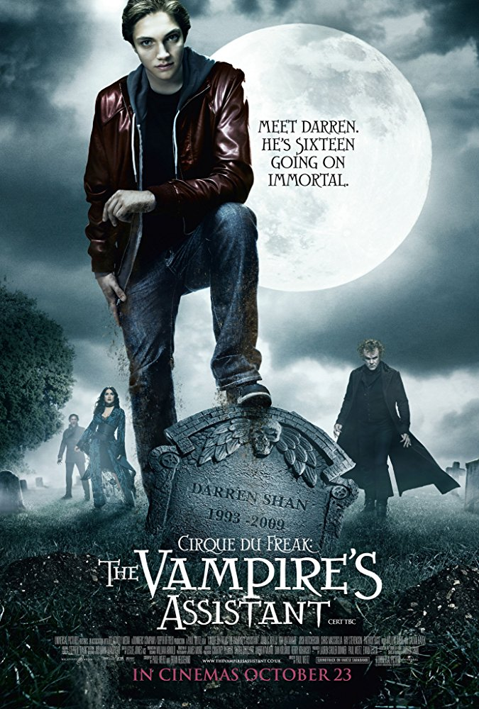 Cirque Du Freak The Vampires Assistant 2009 1080p BluRay H264 AAC-RARBG