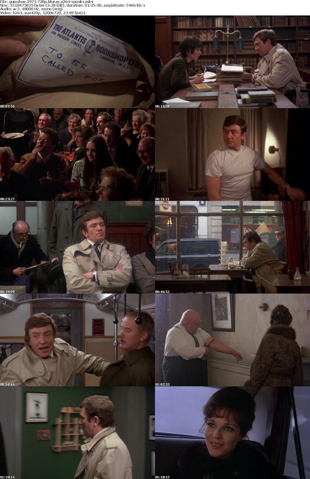 Gumshoe 1971 720p BluRay x264-SPOOKS