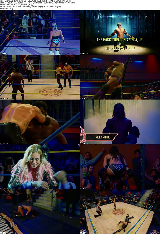 Lucha Underground S04E18 720p WEB h264-MAJiKNiNJAZ