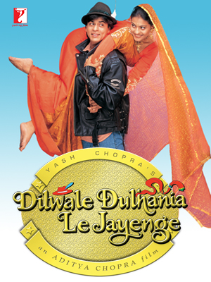 Dilwale Dulhania Le Jayenge (1995) Hindi 720p BRRip x264 AAC 5 1-Sun George