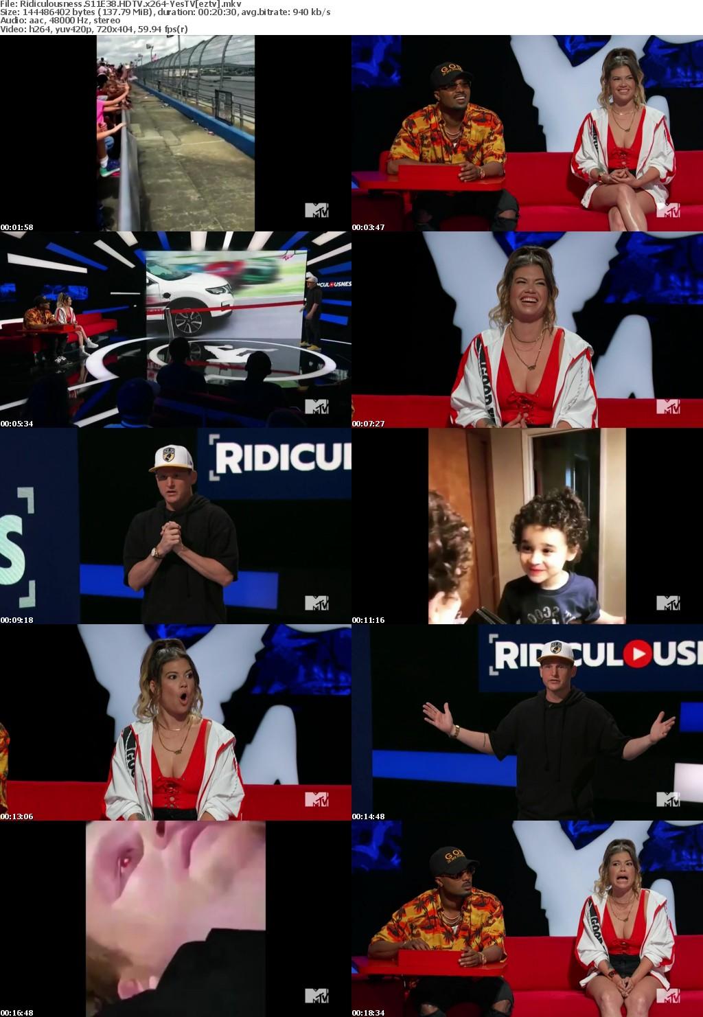 Ridiculousness S11E38 HDTV x264-YesTV