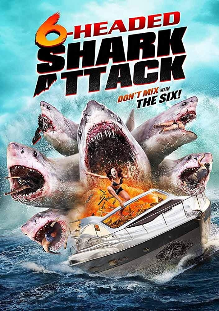 6 Headed Shark Attack 2018 720p BluRay H264 AAC-RARBG