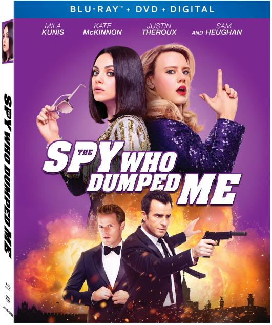 The Spy Who Dumped Me (2018) 720p BRRip X264 AC3-EVO