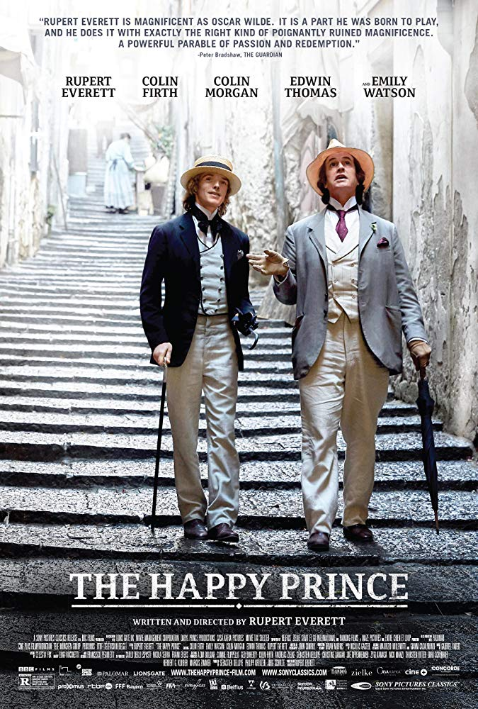 The Happy Prince (2018) 720p BluRay X264-AMIABLEEtHD