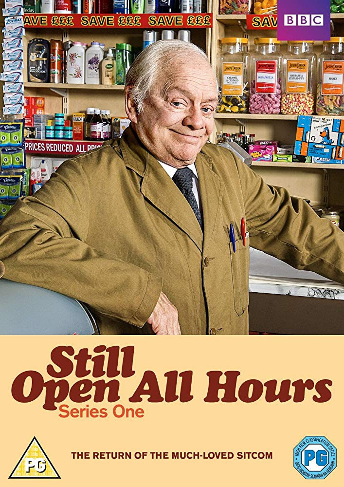 Still Open All Hours S05E02 720p iP WEB-DL AAC2 0 H 264-BTW
