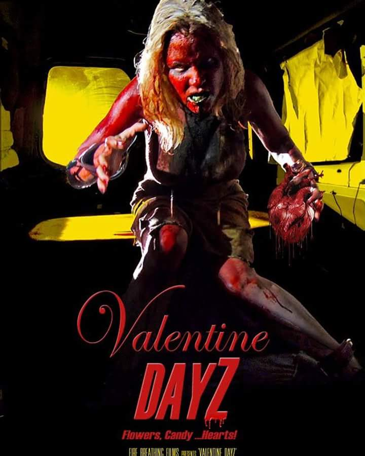 Valentine DayZ 2018 HDRip XviD AC3-EVO
