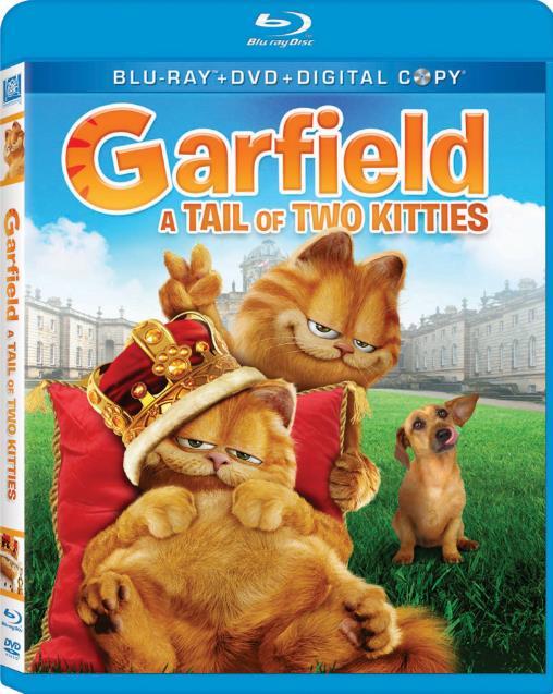 Garfield 2 A Tail of Two Kitties 2006 1080p BluRay H264 AAC-RARBG