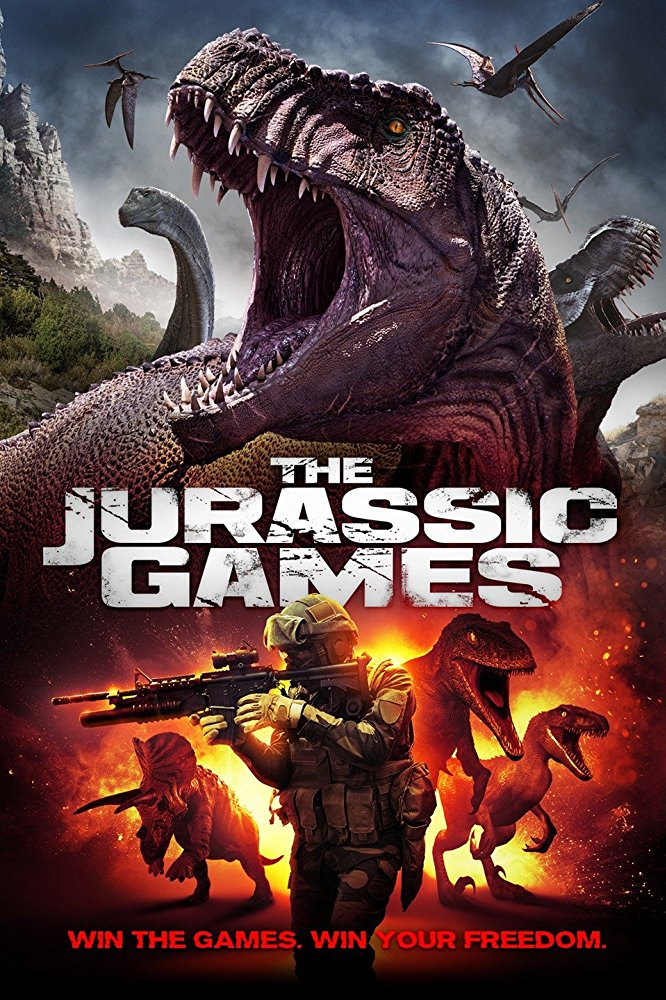 The Jurassic Games (2018) 720p BluRay x264-GETiT