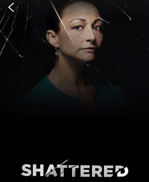Shattered 2017 S02E02 River of Sorrow 720p WEBRip x264-CAFFEiNE