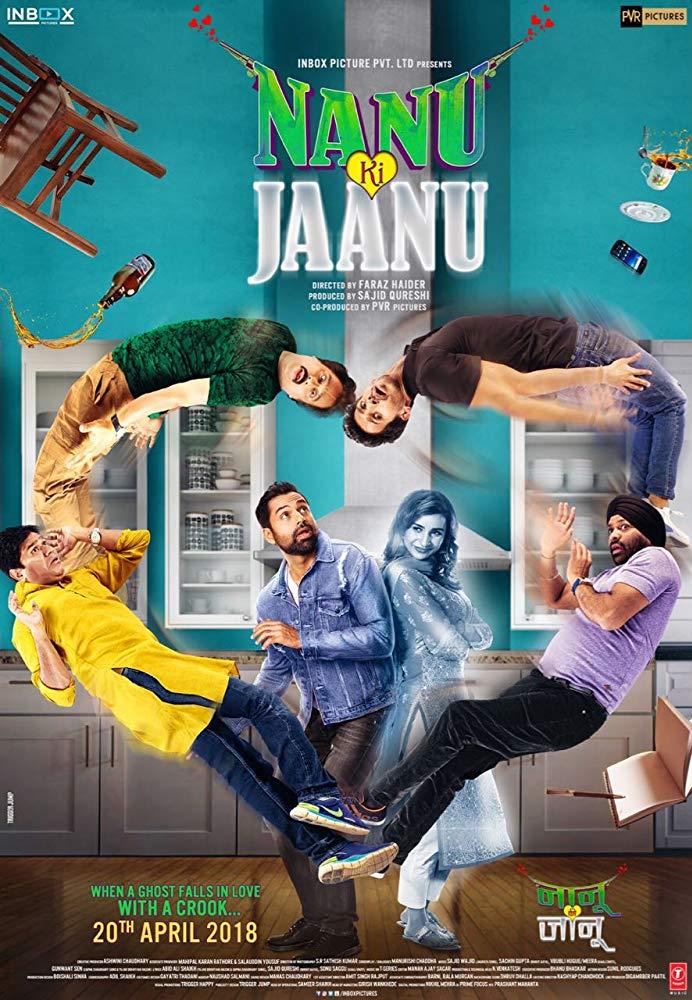 Nanu Ki Jaanu (2018) Hindi 720p WEB-HD x264 AAC 5 1-Sun George