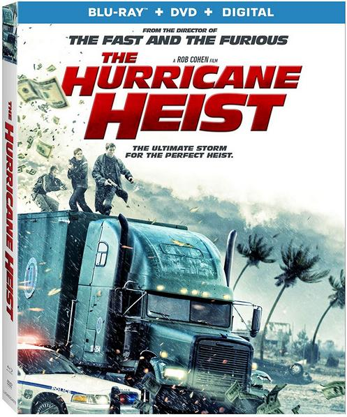 The Hurricane Heist 2018 720p BluRay x264 Dual Audio Hindi 2 0 - English 2 0 ESub MW