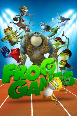 Frog Games 2018 HDRip AC3 X264-CMRG