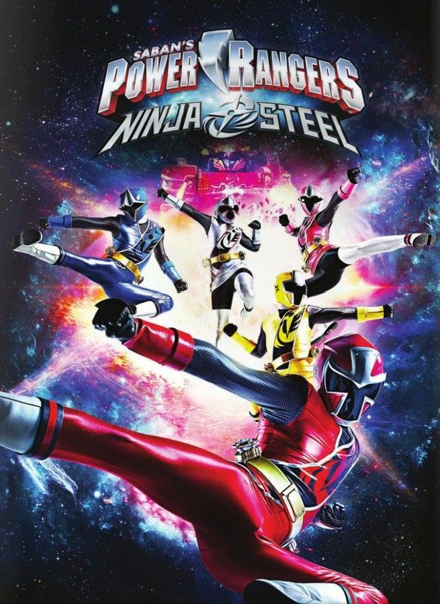 Power Rangers Ninja Steel S01E01 720p WEB x264-CRiMSON