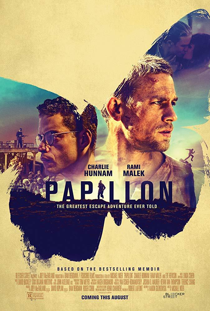 Papillon 2017 DVDrip CAMAUDIO XviD-AVID[TGx]