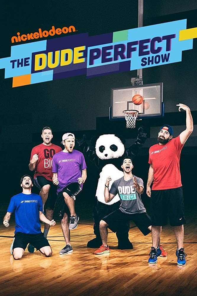 The Dude Perfect Show S02E19 Home Run Derby Baby Bootcamp WEB x264-KOMPOST