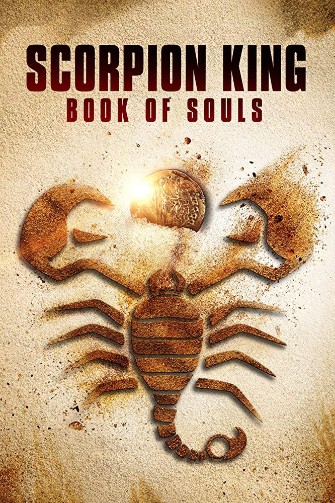 The Scorpion King Book of Souls 2018 720p BRRip x264 ESub MW