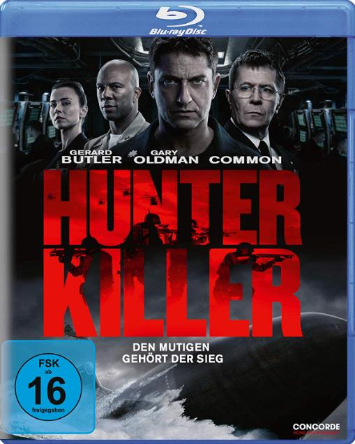 Hunter Killer 2018 HDCAM XviD-AVID