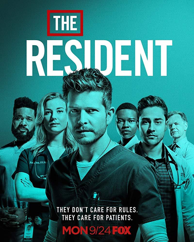 The Resident S02E06 720p HDTV x264-CRAVERS