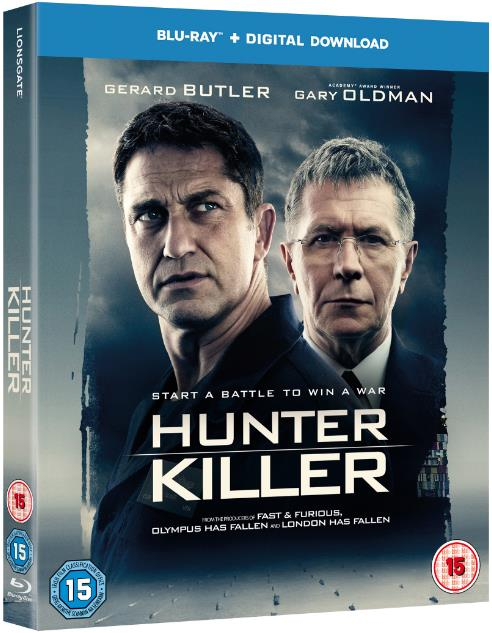 Hunter Killer (2018) 720p BRRip X264 AC3-EVO