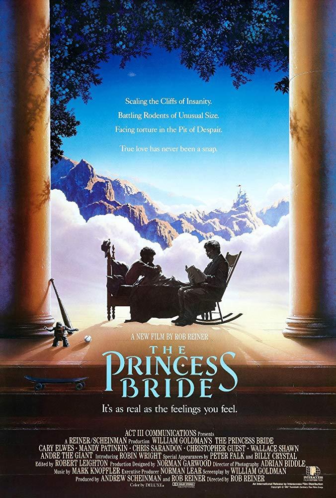 The Princess Bride 1987 REMASTERED 720p BluRay X264-AMIABLE