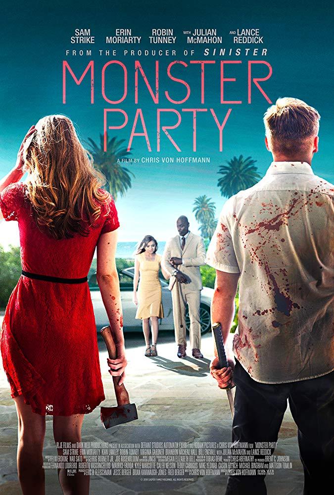 Monster Party 2018 720p AMZN WEBRip DDP5 1 x264-NTG