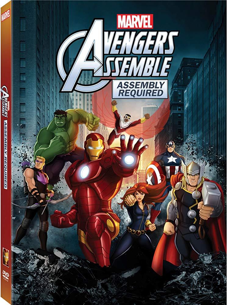Marvels Avengers-Black Panthers Quest S05E08 480p x264-mSD
