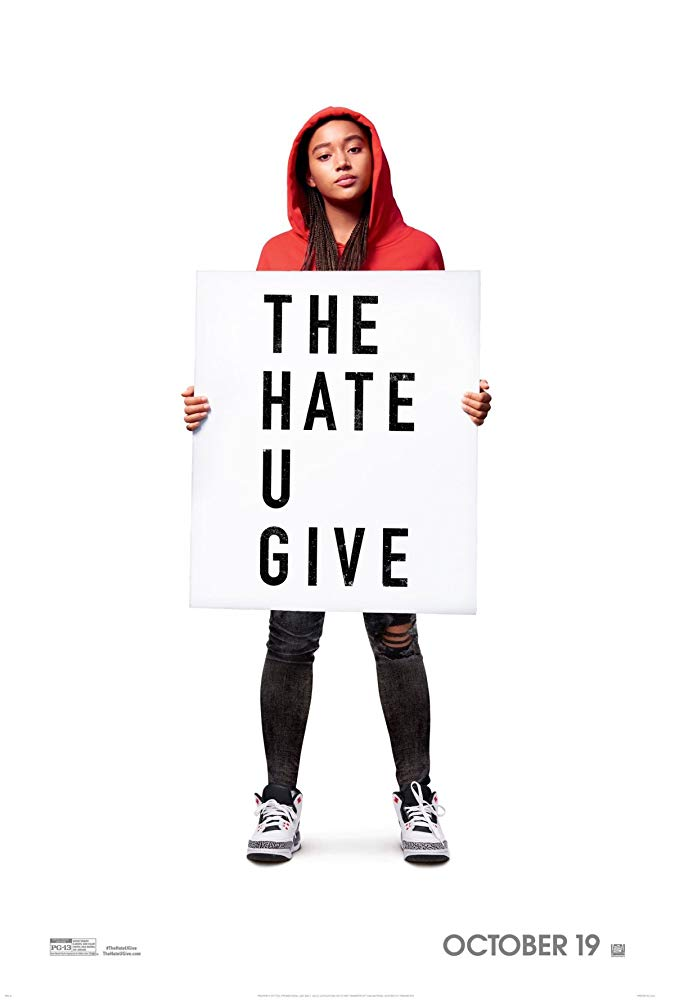The Hate U Give (2018) 720p HC HDRip 1GB - MkvCage