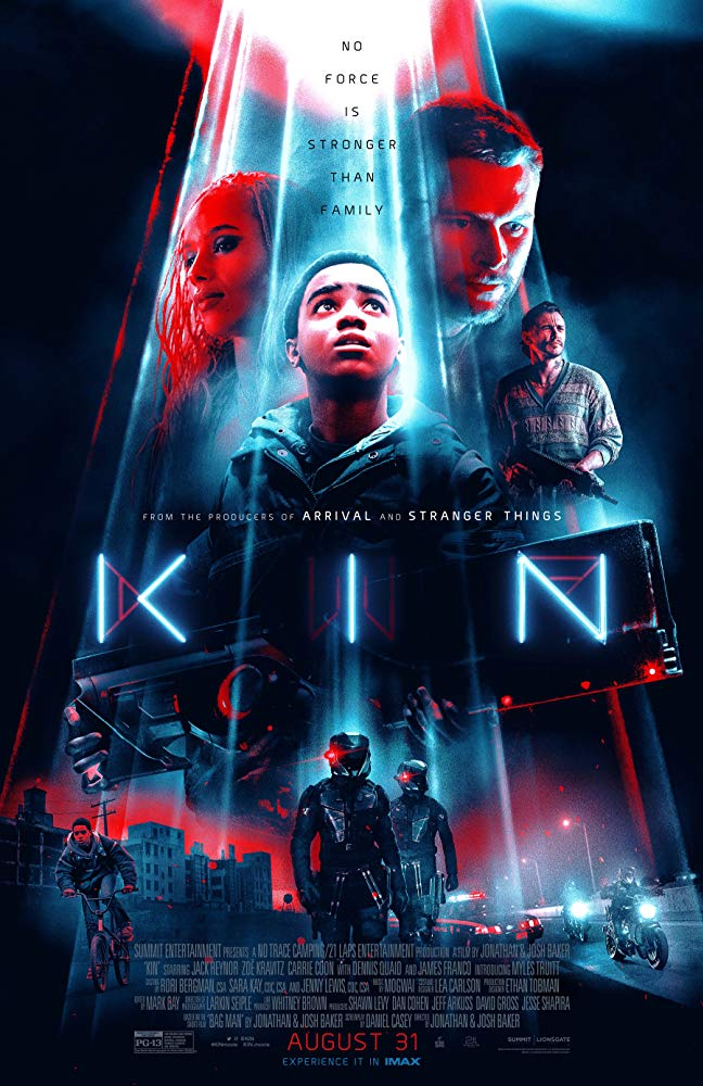 Kin (2018) 1080p WEB x265 HEVC Come2daddy HQ
