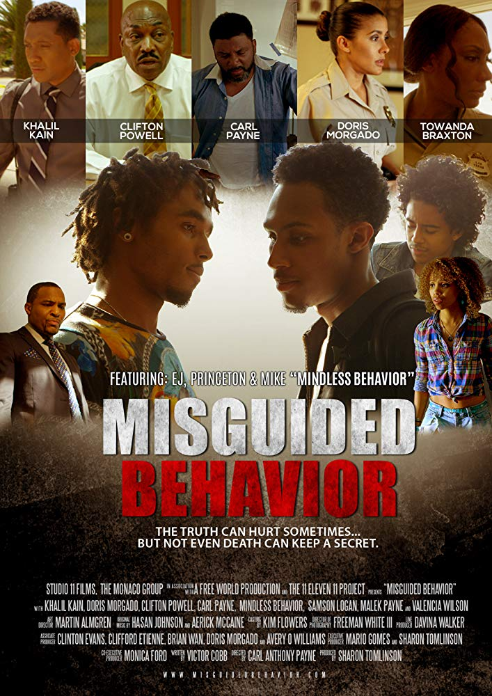 Misguided Behavior 2018 HDRip XviD AC3-EVO