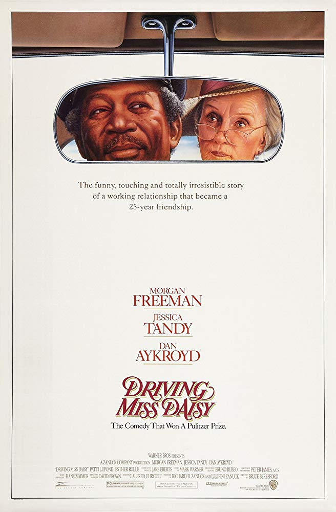 Driving Miss Daisy 1989 REMASTERED 720p BluRay x264-SiNNERS
