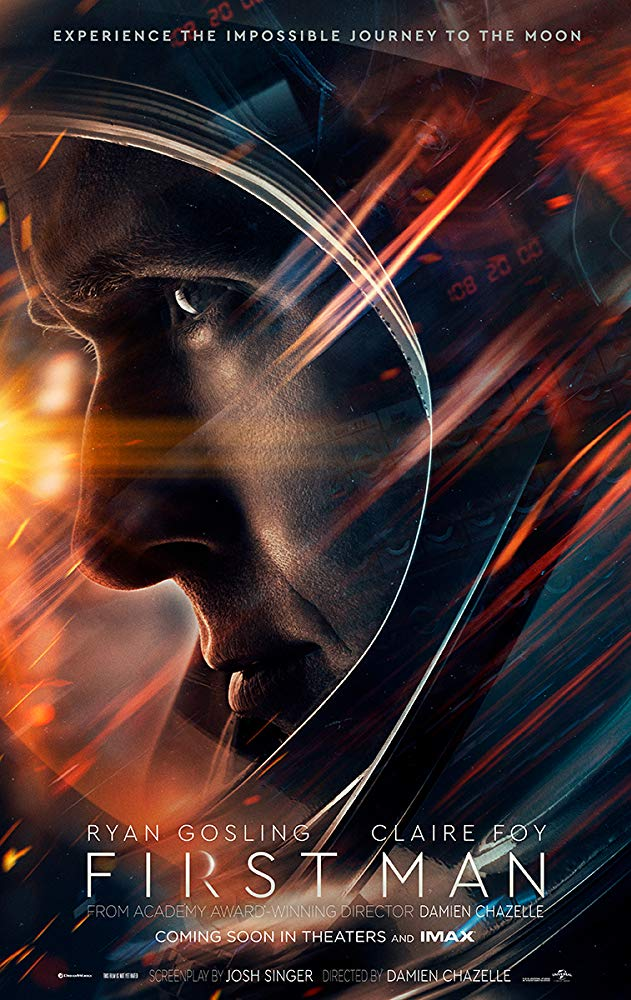 First Man 2018 1080p HC HDRip X264 AC3-EVO