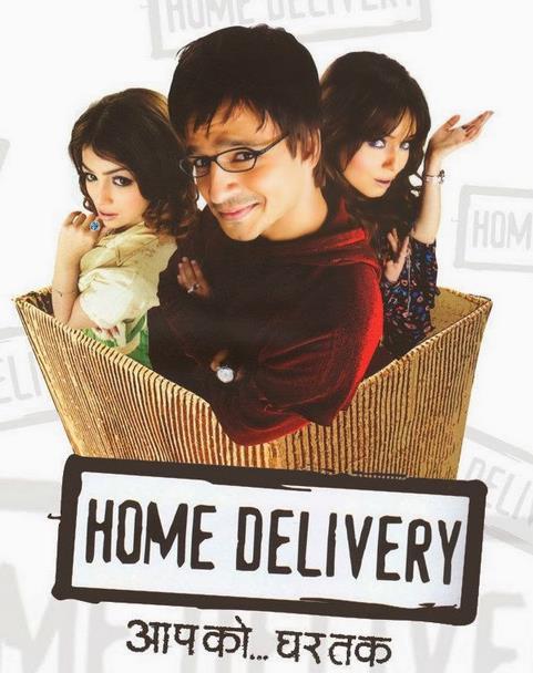 Home Delivery (2005) Hindi 720p WEB-HD x264 AC3 DDP 2 0 ESub-Sun George