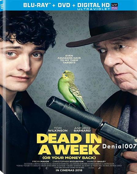 Dead in a Week (2018) BDRip x264-GETiT