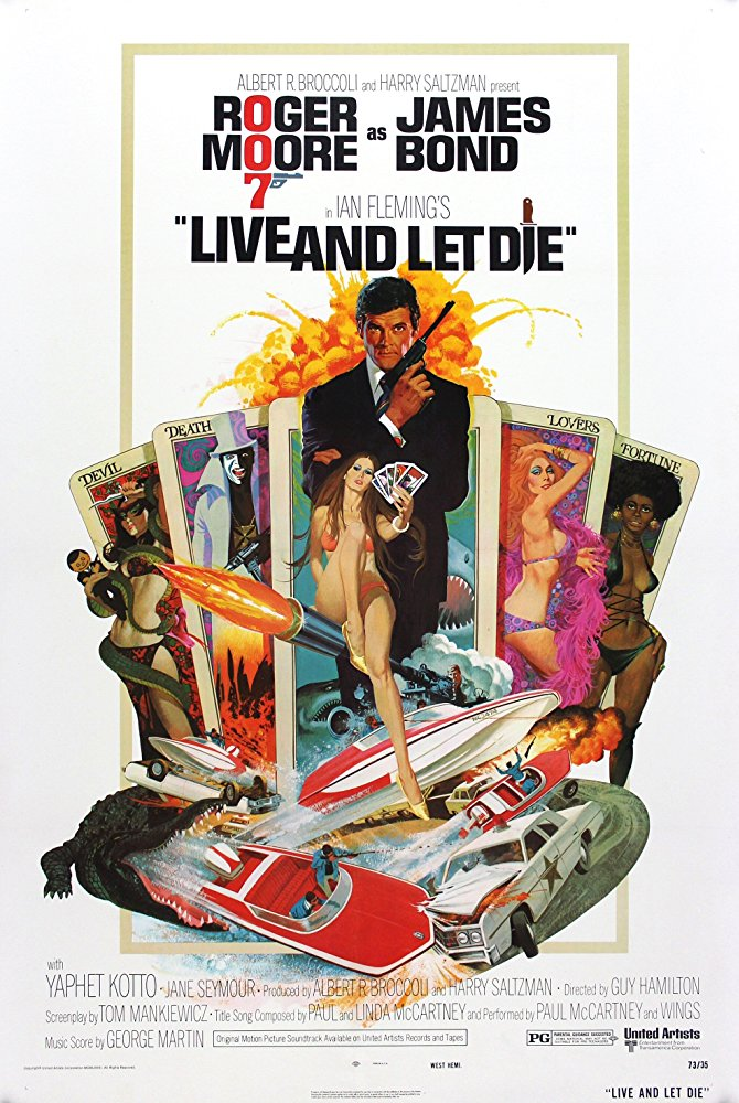 Live and Let Die 1973 BRRip Xvid Ac3 SNAKE