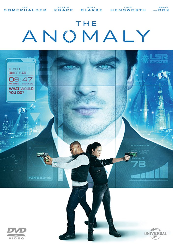 The Anomaly 2014 BRRip XviD MP3-XVID
