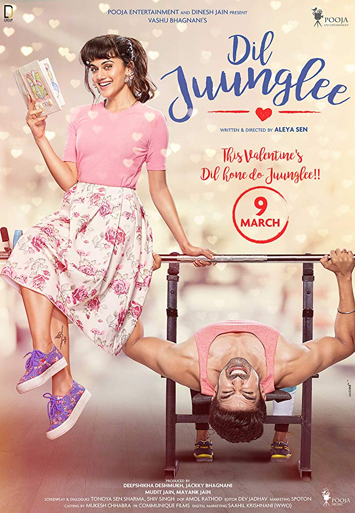 Dil Juunglee (2018) Hindi 720p WEB-HD x264 AC3-Sun George