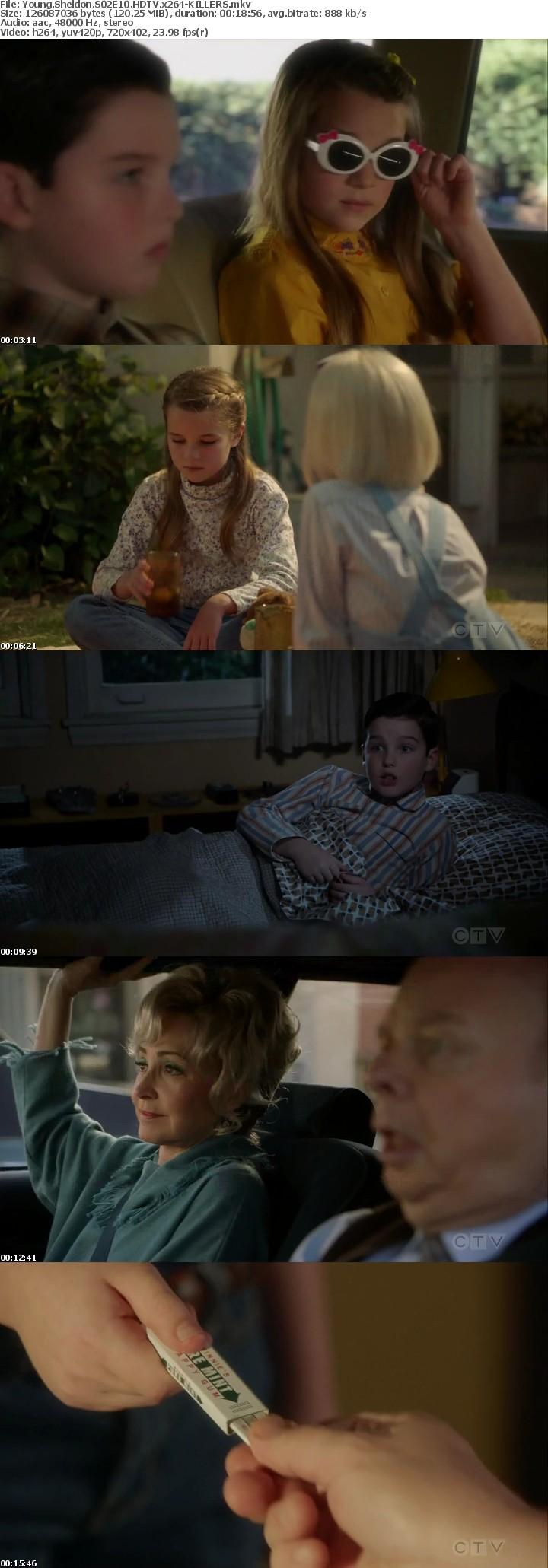 Young Sheldon S02E10 HDTV x264-KILLERS