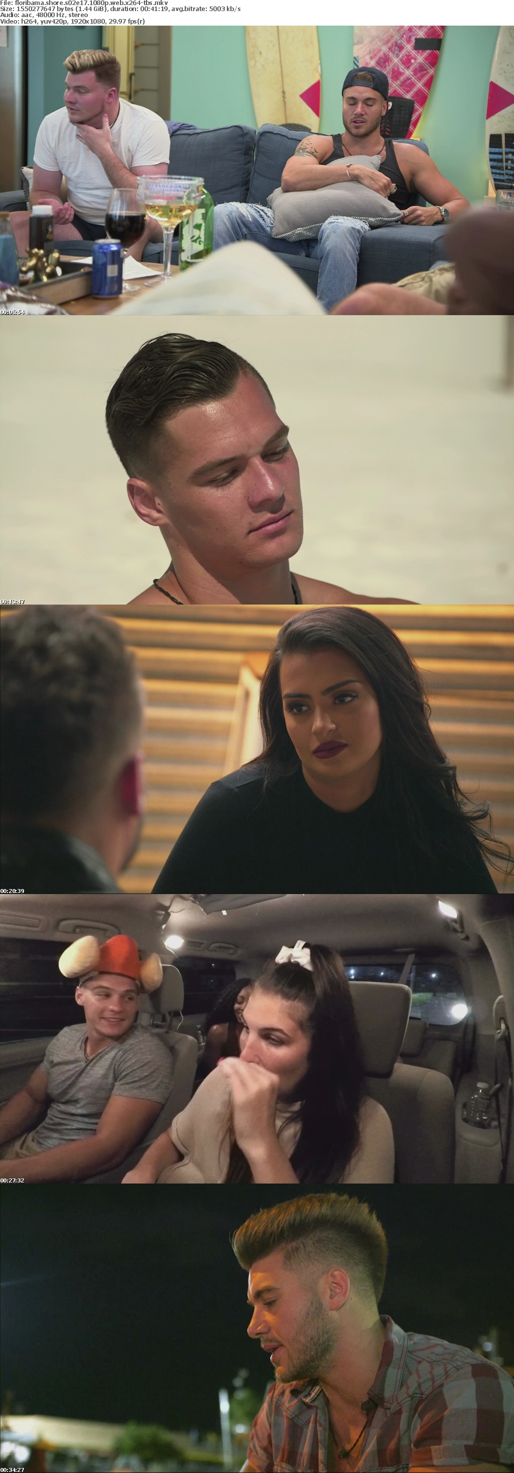 Floribama Shore S02E17 1080p WEB x264-TBS