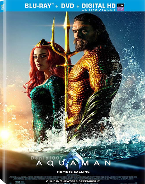 Aquaman (2018) iTALiAN AC3 IMAX BRRip XviD-T4P3