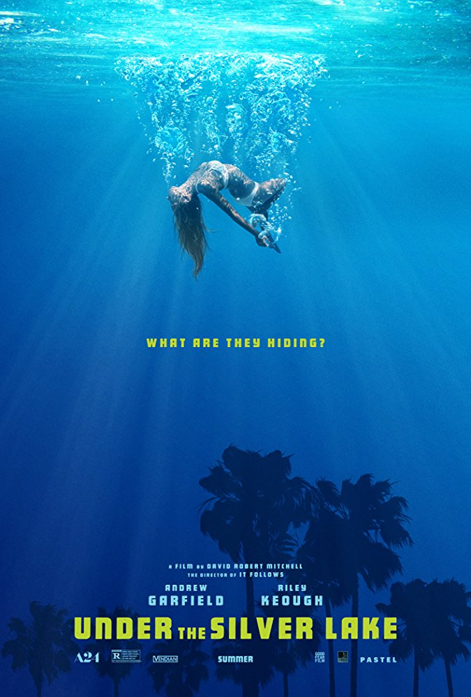 Under the Silver Lake 2018 MULTi 1080p BluRay x264-LOST