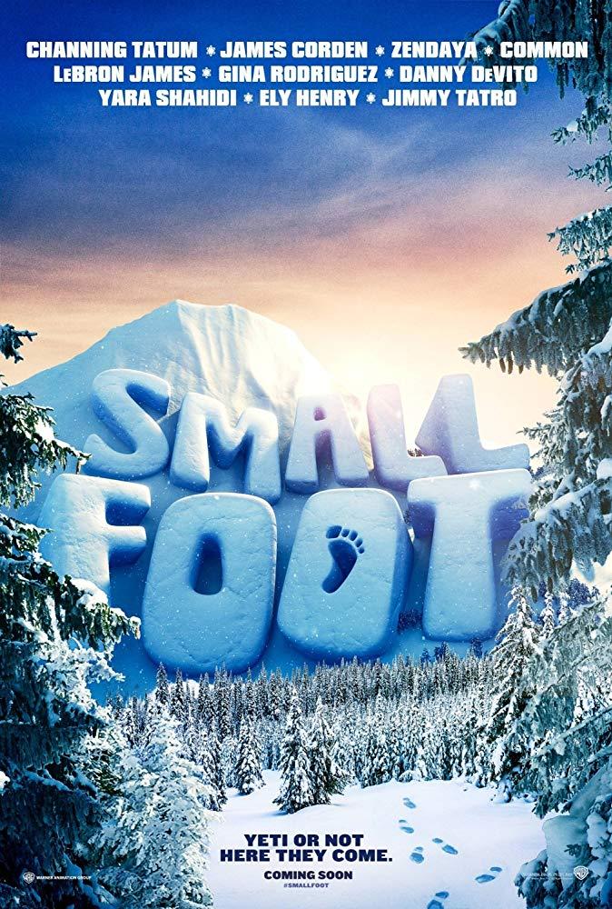 Smallfoot 2018 BluRay 1080p DTS-HD MA 5 1 AVC REMUX-FraMeSToR