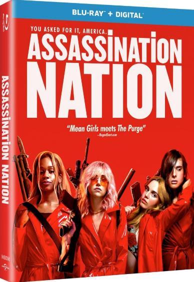 Assassination Nation 2018 BRRip XviD AC3-EVO