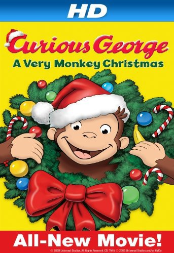Curious George A Very Monkey Christmas 2009 GREEK iNTERNAL DVDRiP X264-MULTiPLY