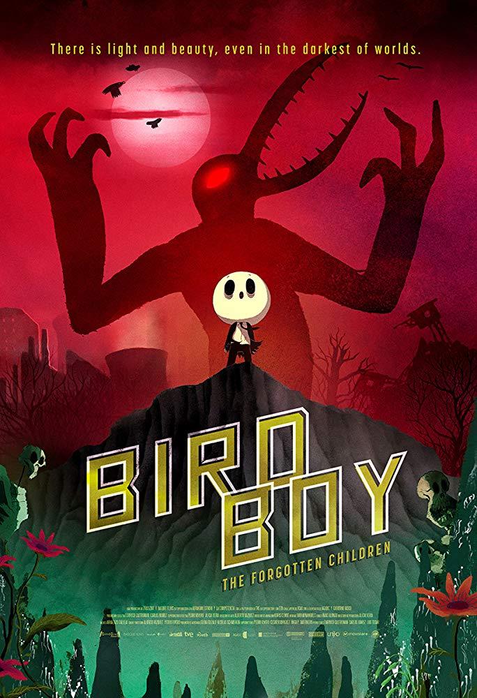 Birdboy The Forgotten Children 2015 720p BluRay x264-x0r