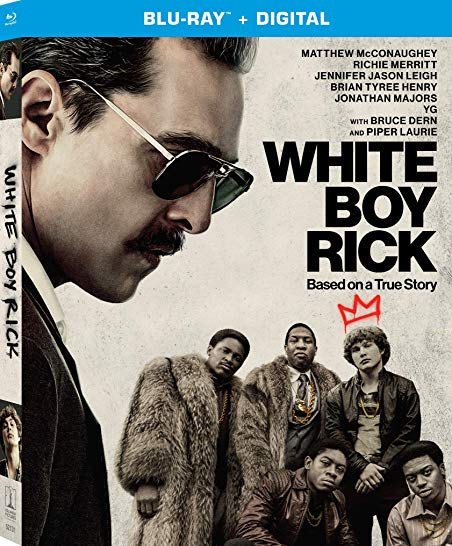 White Boy Rick (2018) 720p BRRip X264 AC3-EVO