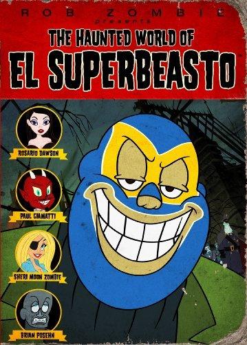 The Haunted World Of El Superbeasto (2009) 720p BluRay H264 AAC  RARBG