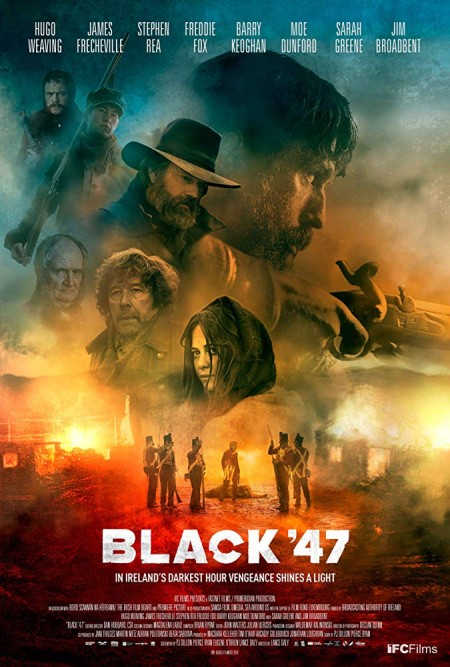 Black 47 2018 BDRip XviD AC3-EVO